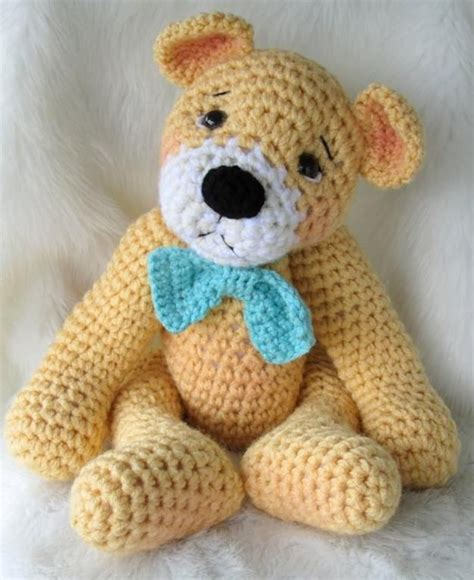 pattern bear pinterest 699 best images about crochet bears on pinterest