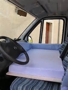 lit cabine cing car