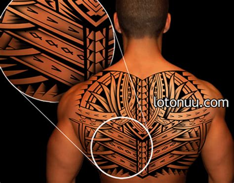 samoan back tattoo designs 54 tattoos collection