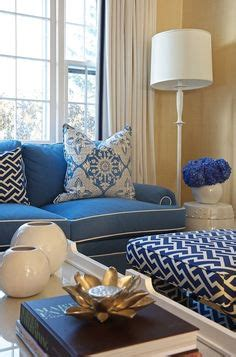 Living Room No Coffee Table Blue Sofas Navy Blue Sofa And Silk Pillow On Pinterest