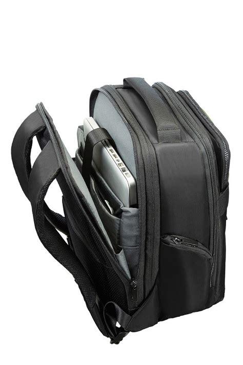 Monza Toilet Bag laptop backback 13 14 expandable jet black samsonite