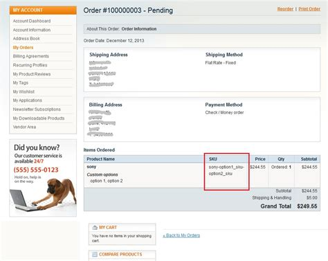layout handle magento email php magento add sku column in cart page and order email