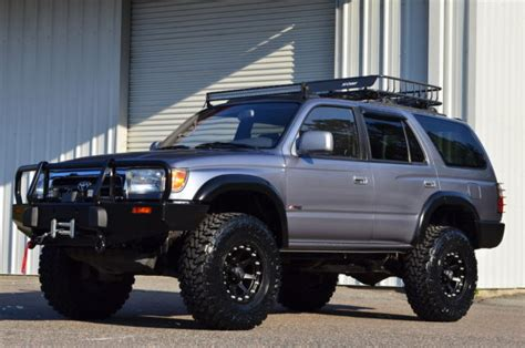 manual cars for sale 1998 toyota 4runner on board diagnostic system jt3hn86rxw0136478 1998 toyota 4runner 4x4 sr5 manual lifted built tacoma jeep trd suv reserve rare