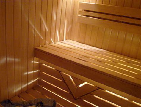 Kaos Hba 10 beautiful and comfortable sauna