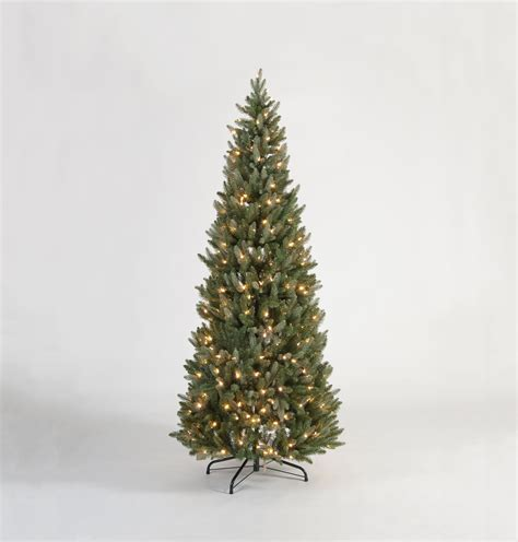 pop up christmas trees with lights 5ft hazen blue green luxury quot pre lit pop up quot premium pe tree ebay