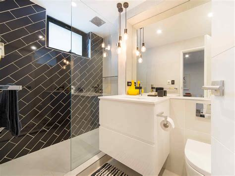 small bathroom ideas australia small ensuite design ideas realestate com au