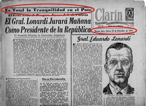 Diario Argentino Clarin Y Eeuu Quot Pasado Y Presente En Argentina Quot Taringa
