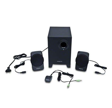 Speaker Aktif Creative A120 buy creative sbs a120 speakers black dubai uae ourshopee 415