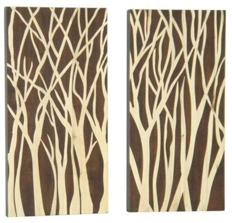 decorative branches target branch wall art modern artwork by target
