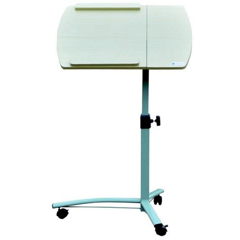 rolling laptop desk table homegear portable rolling laptop desk table stand on