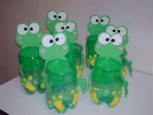 bottle frog craft 171 funnycrafts