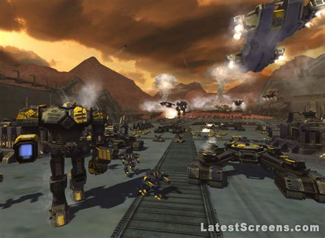 supreme commander 3 all supreme commander 2 screenshots for xbox 360 pc