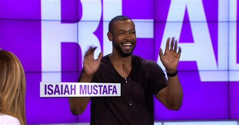 Isaiahs A Real Physical 2 by Friday On The Real Isaiah Mustafa Bevy Smith