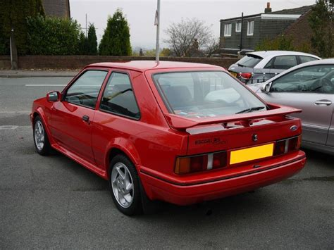 vehicle repair manual 1987 ford escort navigation system used 1987 ford escort rs turbo series 2 for sale in lancashire pistonheads