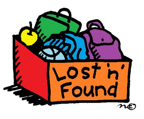 lost and found lost and found the 418 project