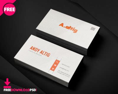 freelance business card template 6 best salesmans business card freedownloadpsd
