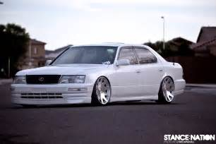 stanced ls400 gallery