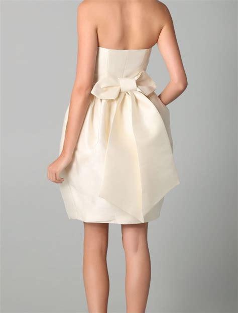 Back Bow Dress bow back dress dressed up
