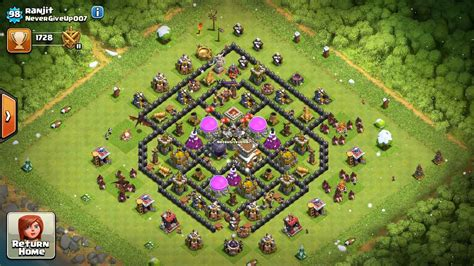 best defense town hall level 8 2016 clash of clans defense town hall 10 base car interior design