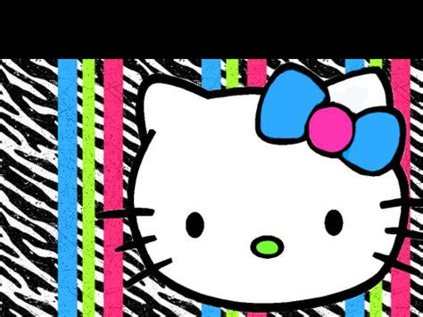 hello kitty zebra print wallpaper pink zebra hello kitty wallpaper