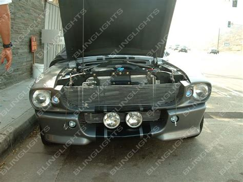 ford mustang eleanor shelby gt 500 fastback large grille