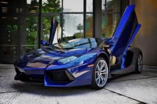 lamborghini aventador j blue auto design tech
