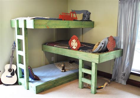 Bunk Beds Handmade - the handmade dress bunk bed plans