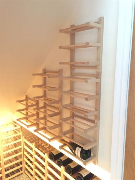 besta wine rack 9 awesome diy wine racks and cellars from ikea units