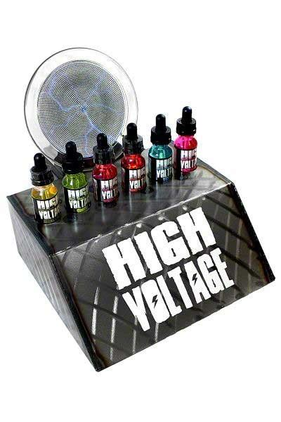 high voltage tesla e juice high voltage lights out e liquid vaporbeast
