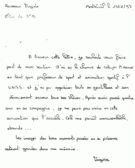 Exemple De Lettre Temoin D Bernard Hanse Un Homme D Honneur Pi 233 Tin 233 Par Mme S 233 Gol 232 Ne Royal