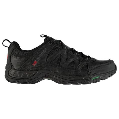 karrimor karrimor summit mens leather walking shoes