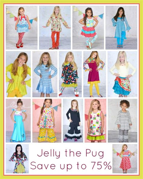 jelly the pug sale save up to 75 jelly the pug dresses and sets