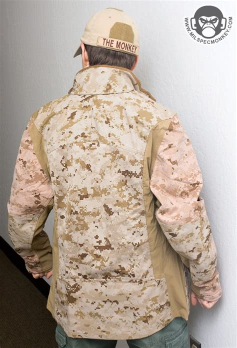 llc marine corps combat desert jacket