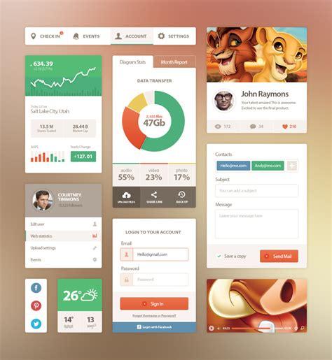 flat design menu exles 33 exles of flat ui design for inspiration mameara