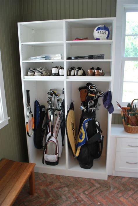 Garage Storage Closet Ideas Top 25 Best Sports Equipment Ideas On Blinds