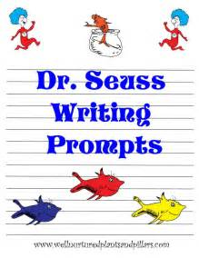 free dr seuss themed writing prompts plants pillars