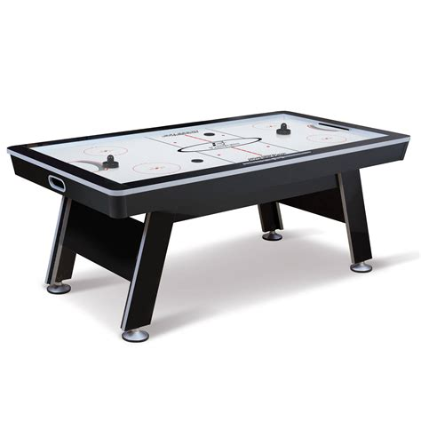 nhl premium 84 attacker hover air hockey table nhl premium 84 quot attacker hover air hockey table walmart com