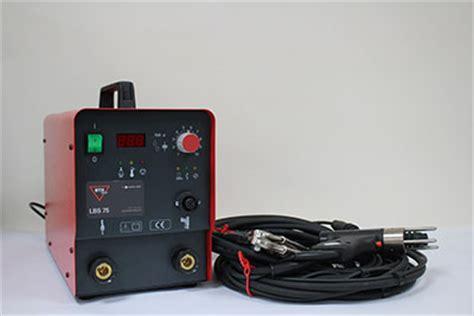 capacitor discharge equipment hire studweldpro uk