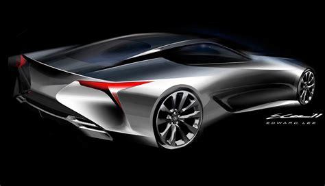 lexus concept lf lc lexus lc500 vs lexus lf lc concept styling faceoff