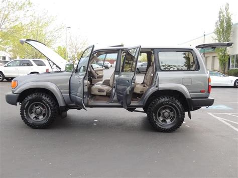 1996 land cruiser lifted 1996 toyota land cruiser lifted ome new mud tires 3rd