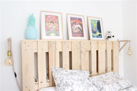 palette tete de lit 1192 tutoriel pour construire une t 234 te de lit en palette