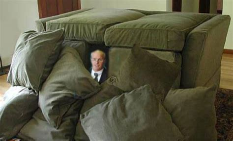 fort couch harvey stenger refuses to leave blanket fort the butt
