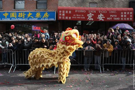when is new year parade nyc new york s chinatown holds new years parade