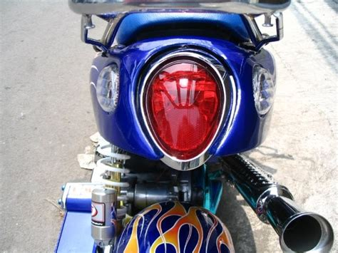 Foot Step Belakang Mio New Mio Soul doctor matic klinik spesialis motor matic barang aneh