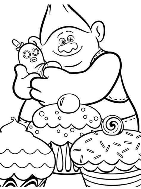 Coloring Page Trolls by N 26 Coloring Pages Of Trolls