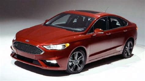 2020 The Ford Fusion by 2020 Ford Fusion Concept Price And Release Date Car