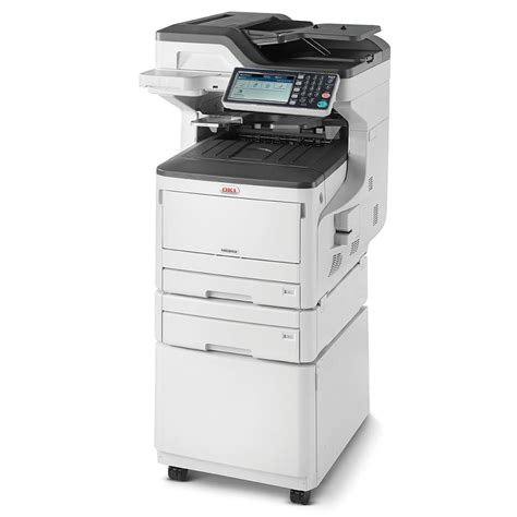 multifunction color laser printer oki mc853dnct a3 colour laser multifunction printer