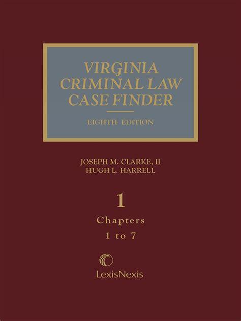 Uva Finder Virginia Criminal Finder Lexisnexis Store