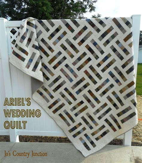 free wedding quilt patterns bomquilts