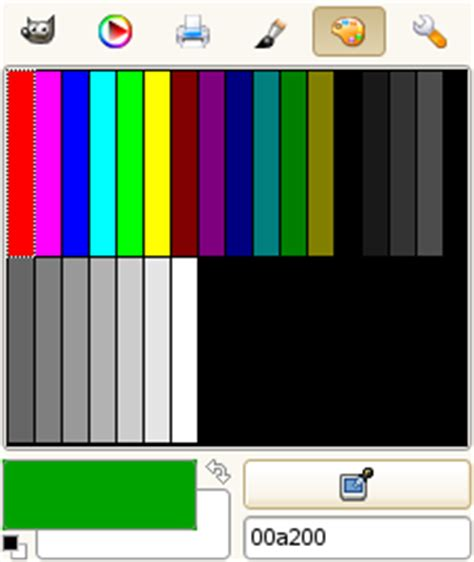 color scheme selector 3 image content related dialogs
